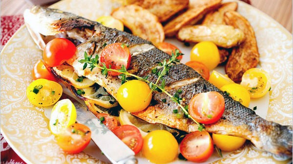 Sea Bass North Cyprus