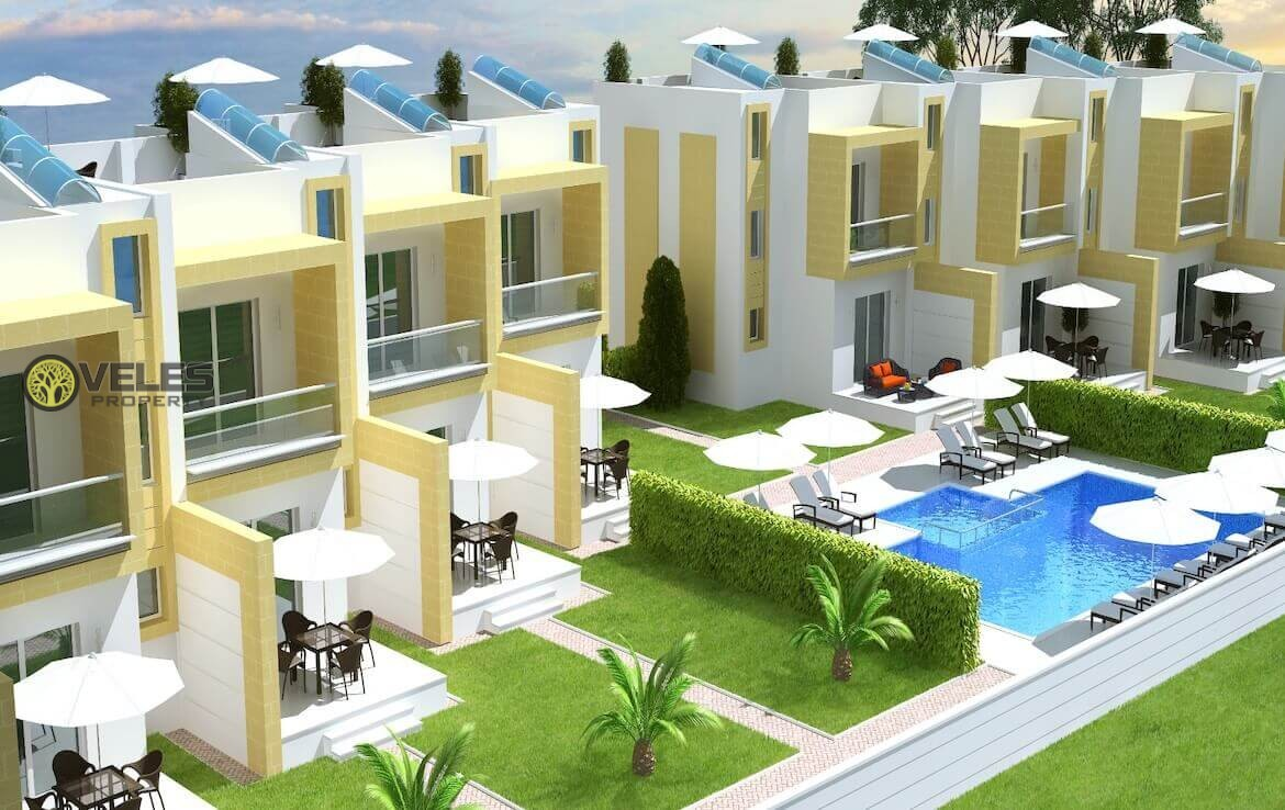 ST-201 HOUSES IN NORTH CYPRUS