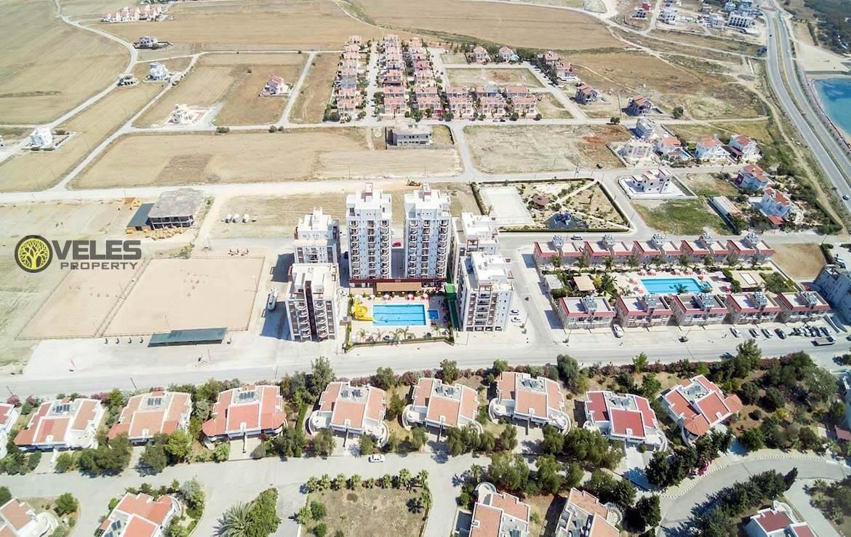 north cyprus apartments, veles