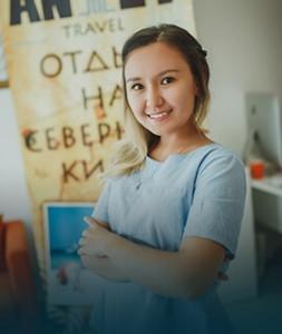 Zhanar Torebekova Veles