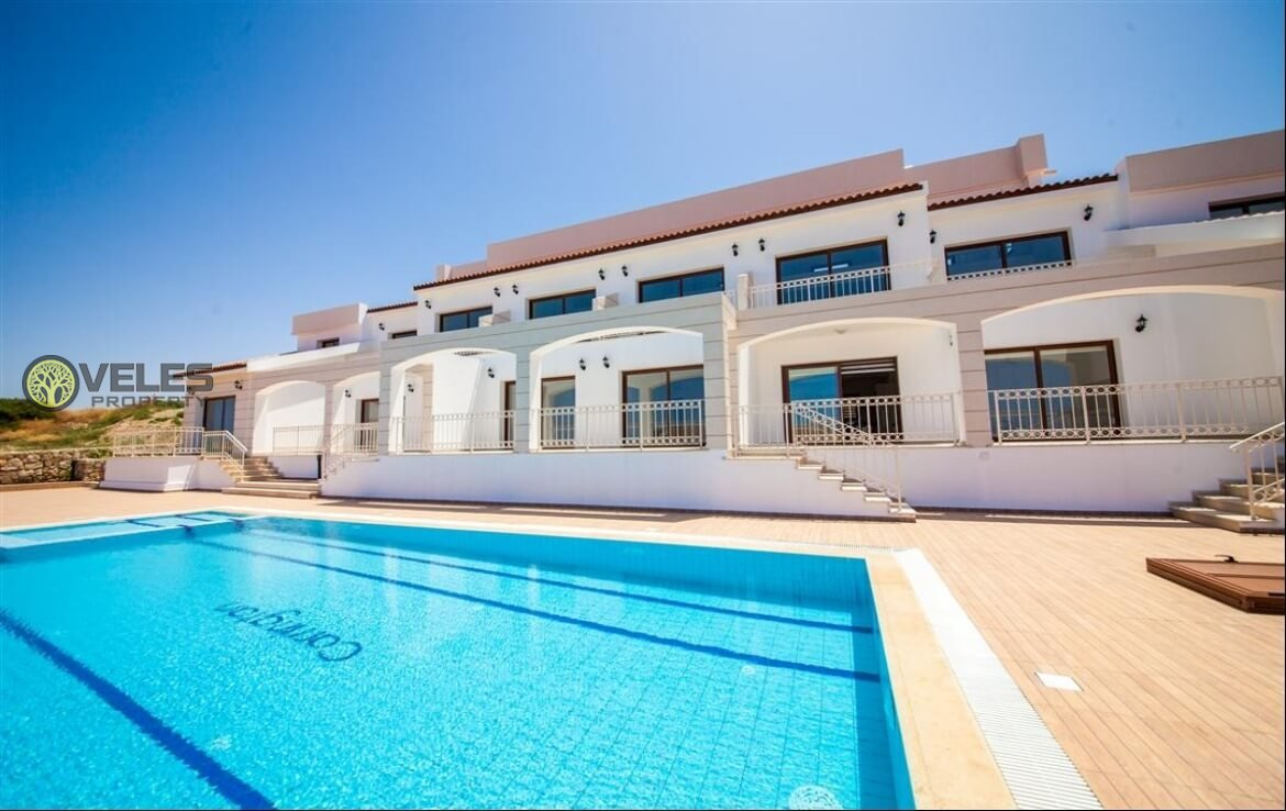 villas in cyprus with private pool, veles