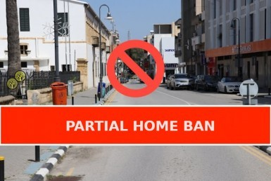 partial home ban, veles
