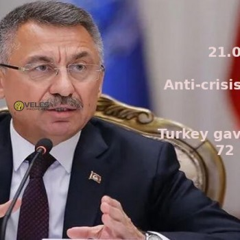 ani-crisis assistance to TRNC
