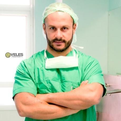 Coronavirus on Northern Cyprus: treatment by Dr. Erol Uchaner