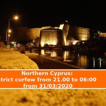 strict curfew, veles