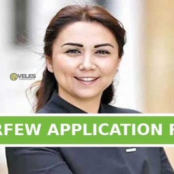 curfew application form, veles
