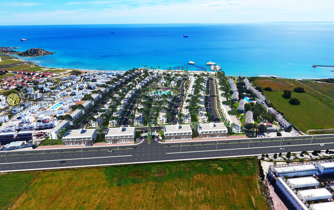 SA-015 PRICE OF APARTMENT IN NORTHERN CYPRUS