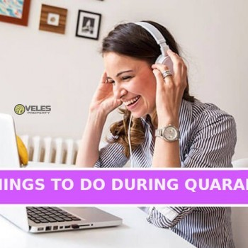things to do during quarantine, veles