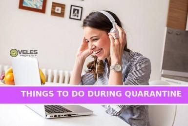 things to do during quarantine, veles