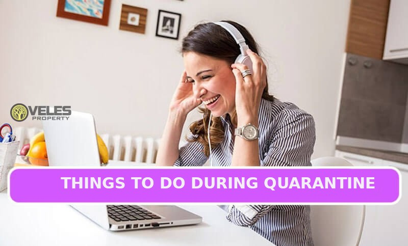 Things to do during quarantine in Northern Cyprus.