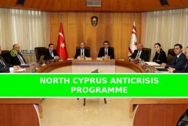 anticrisis programme north cyprus, veles