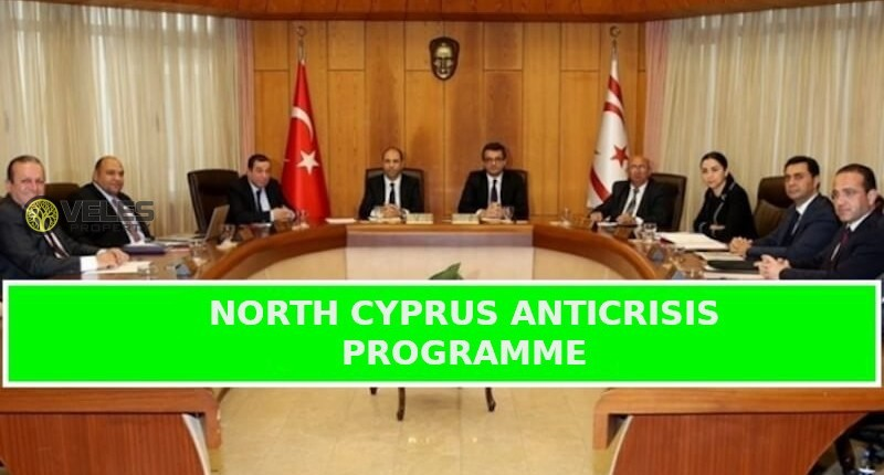 Anticrisis programme in North Cyprus