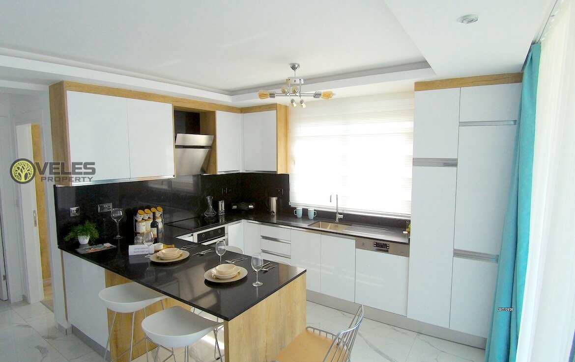 SA-266 APARTMENT IN A LUXURY COMPLEX