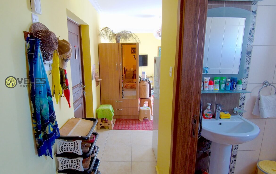 SA-179 GREAT ONE ROOM APARTMENT IN ISKEL
