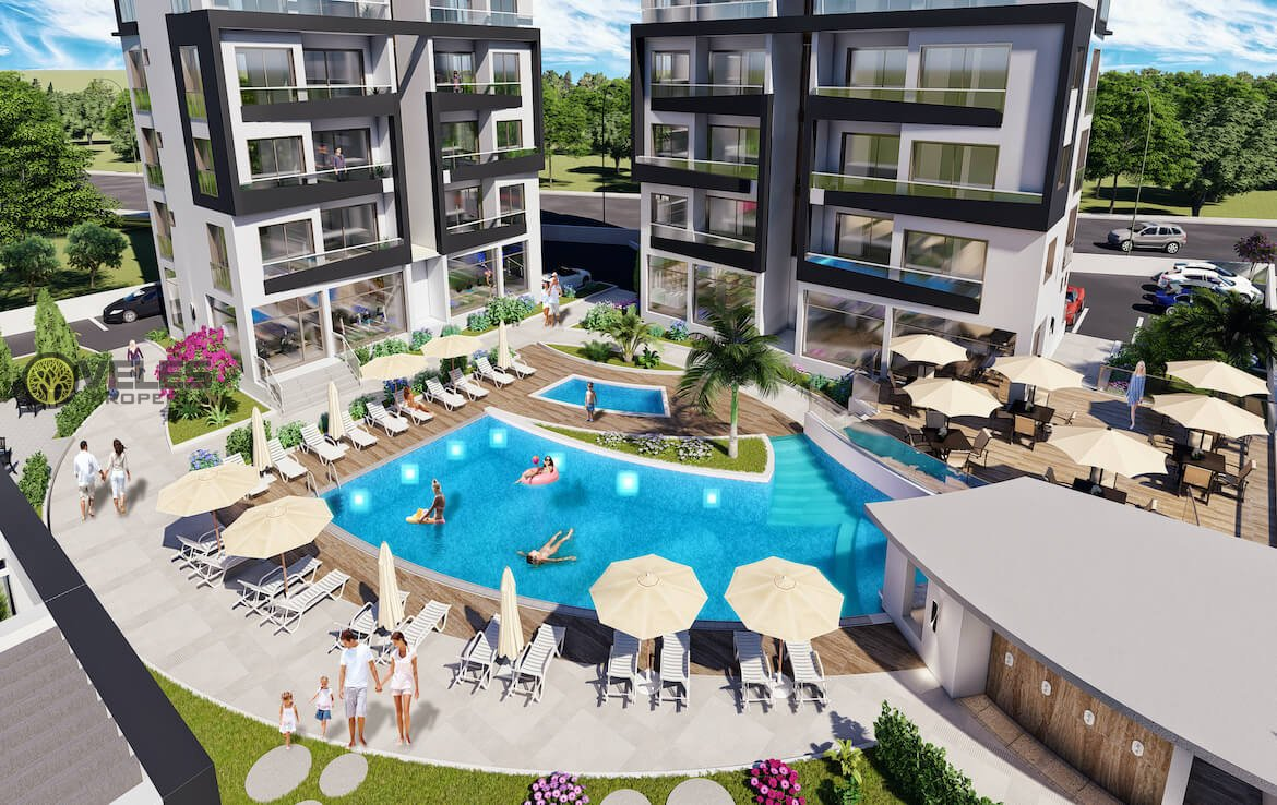 SA-160 BUY A NOT EXPENSIVE APARTMENT IN CYPRUS