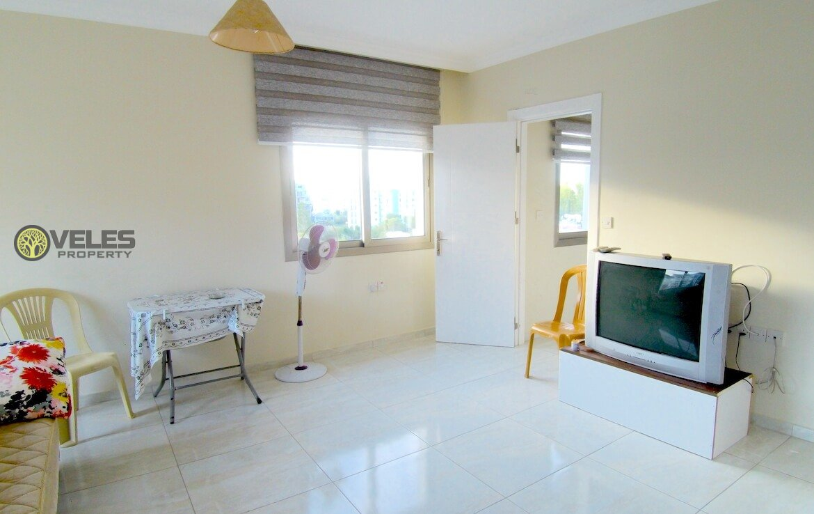 SA-132 SINGLE BEDROOM APARTMENT IN KYRENIA CENTER