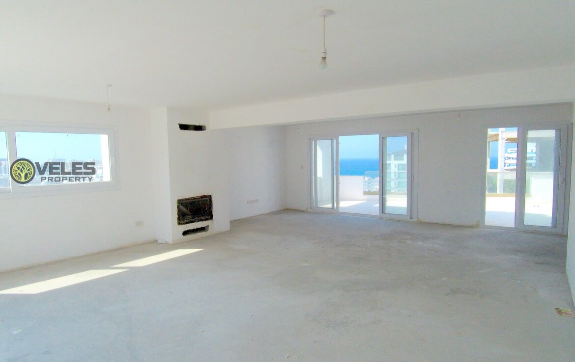 SA-373 SPACIOUS PENTHOUSE IN GIRNE