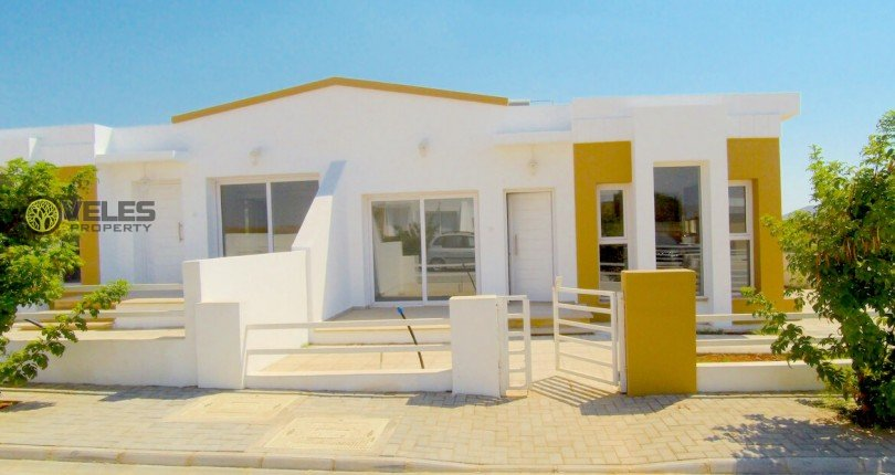 SV-207 NEW TWO BEDROOM VILLA IN CYPRUS