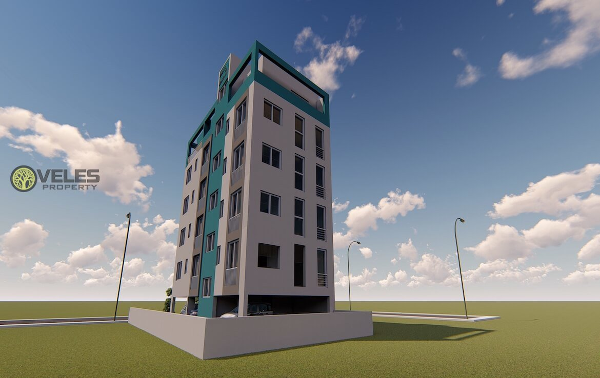 SA-143 APARTMENT IN THE HEART OF FAMAGUSTA