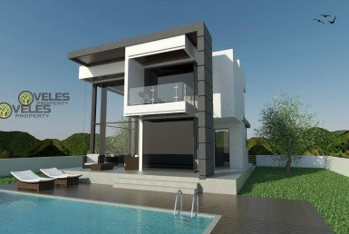SV-350 THREE BEDROOM VILLA IN NEW COMPLEX
