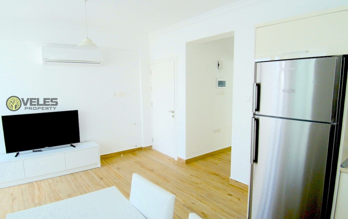 SA-130 APARTMENT 1 + 1 IN A POPULAR LOCATION