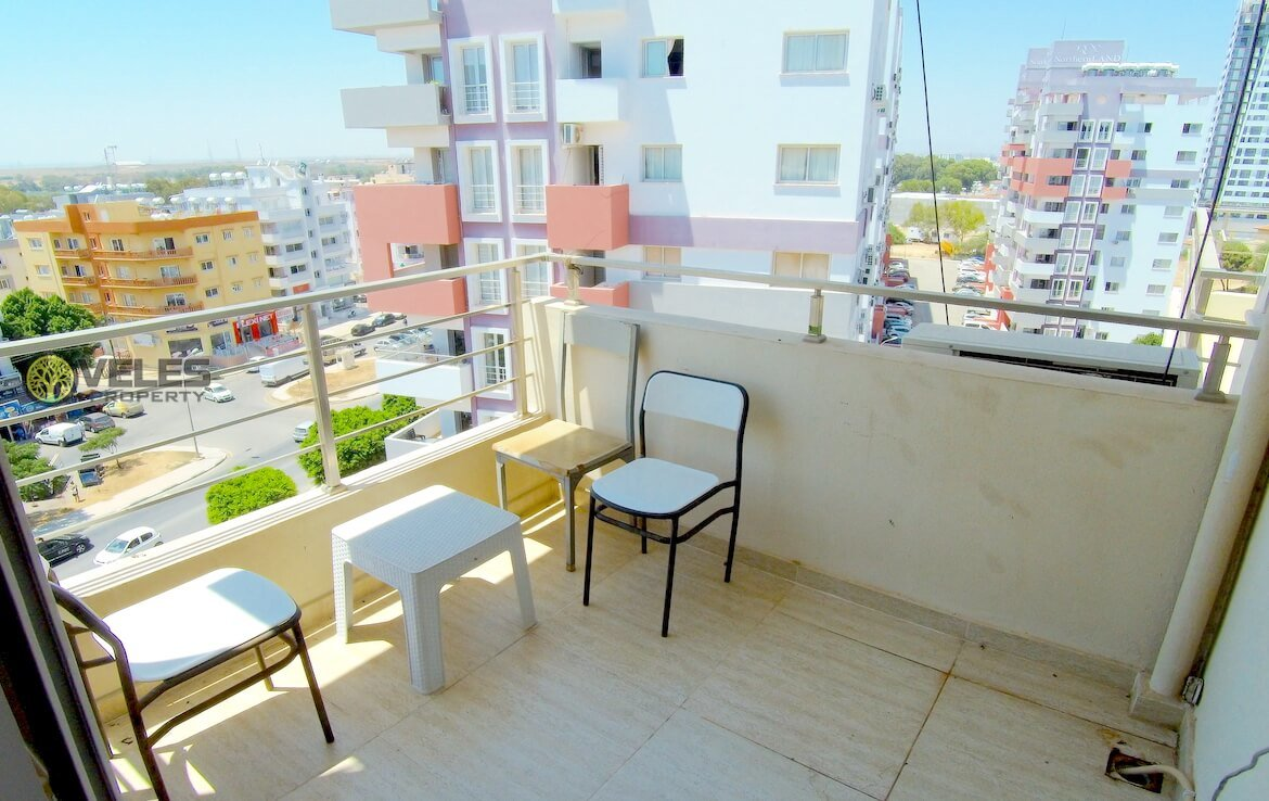 SA-202 TWO-BEDROOM APARTMENT IN THE CENTER OF FAMAGUSTA