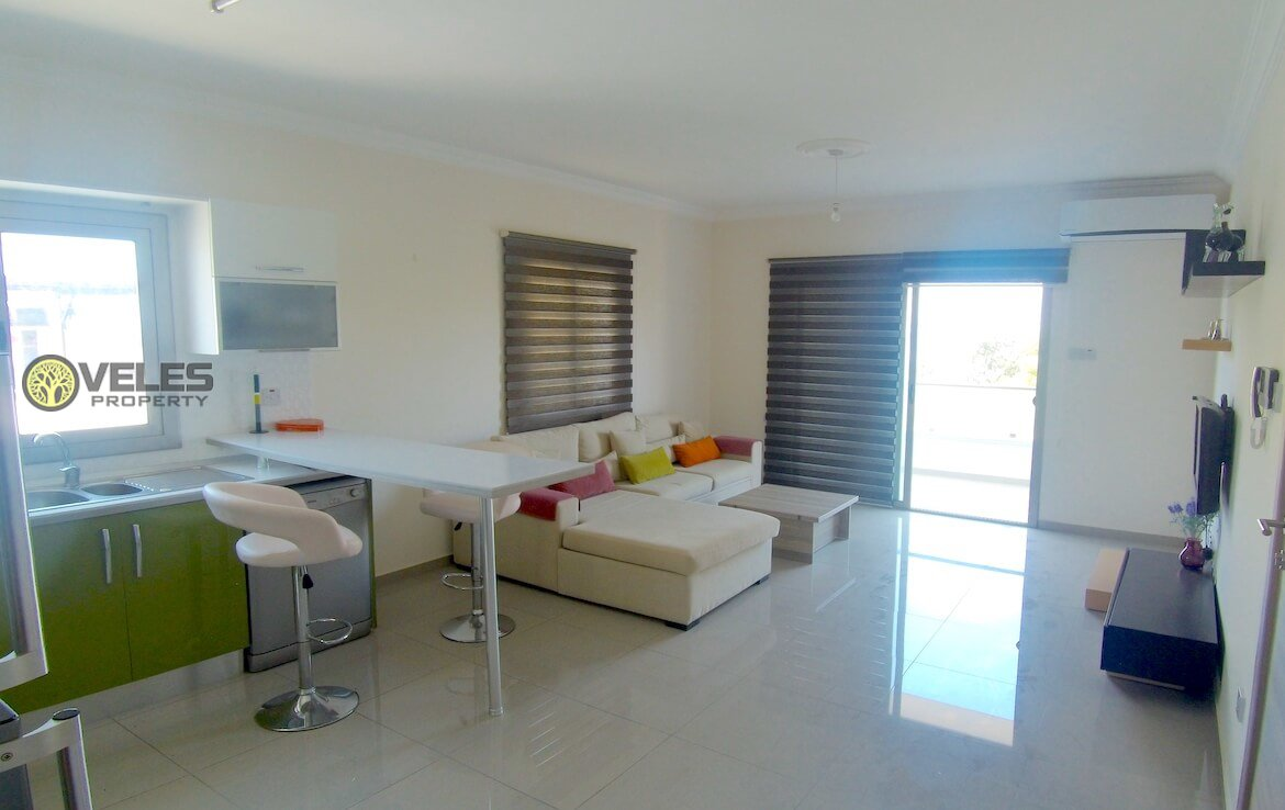 SA-2122 APARTMENT IN THE HEART OF KYRENIA