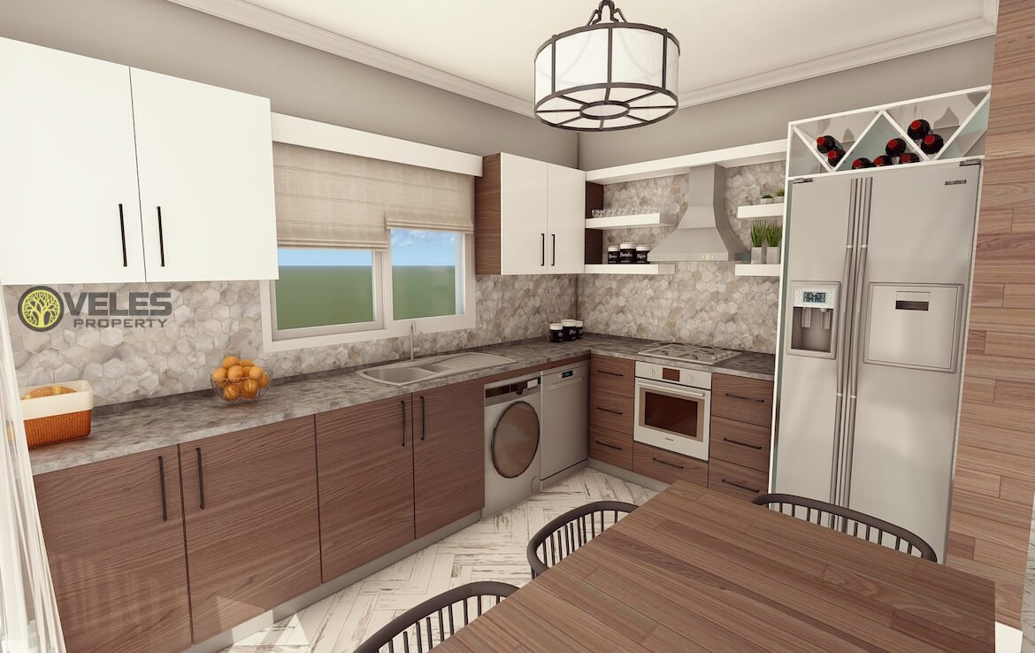SA-164 SINGLE BEDROOM APARTMENT IN NEW PROJECT