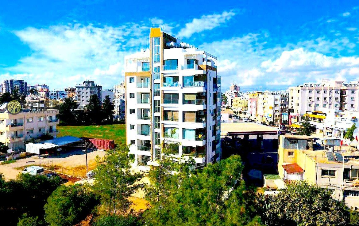 SA-167 PENTHOUSE WITH SEA VIEW IN FAMAGUSTA