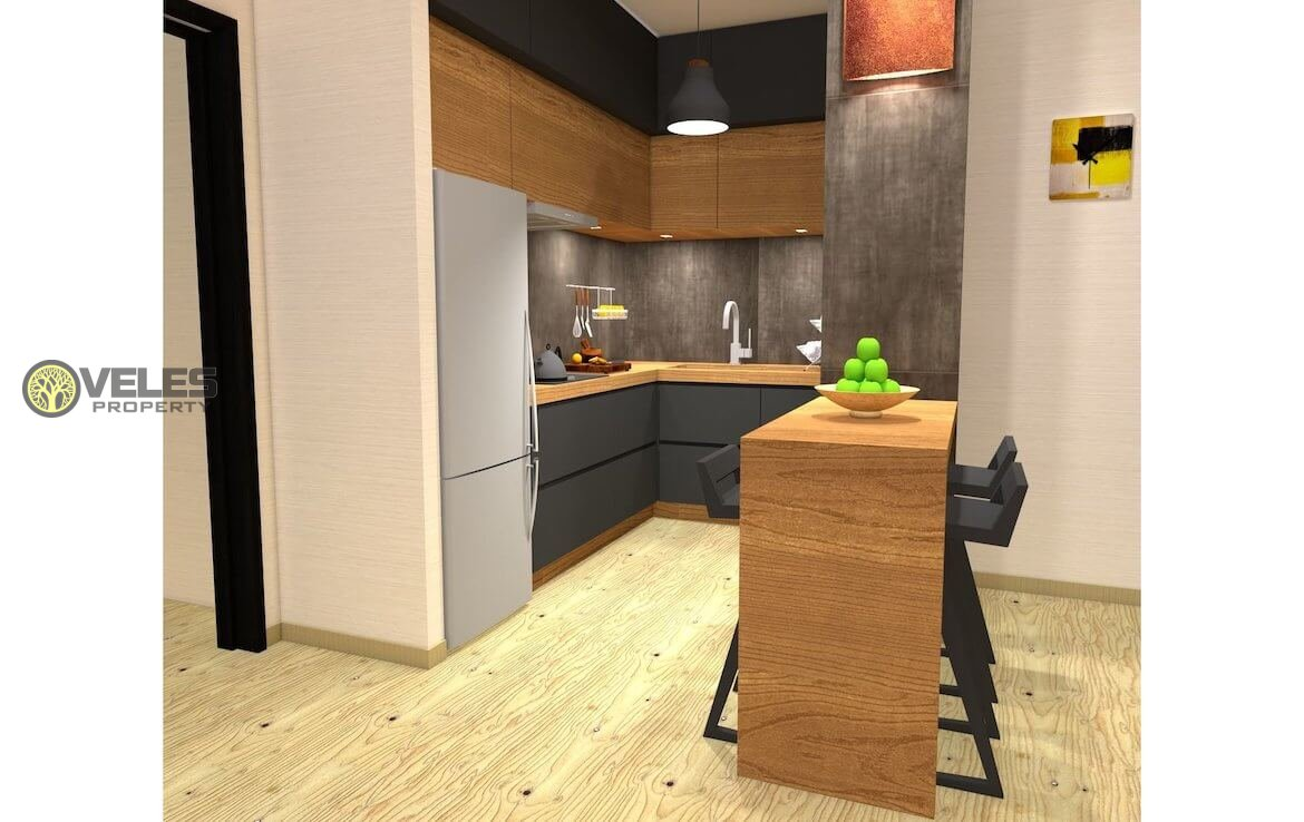 SA-225 2 BEDROOM APARTMENT FOR INVESTMENT