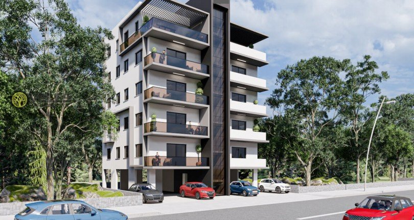 SA-379 THREE BEDROOM APARTMENT IN NEW PROJECT