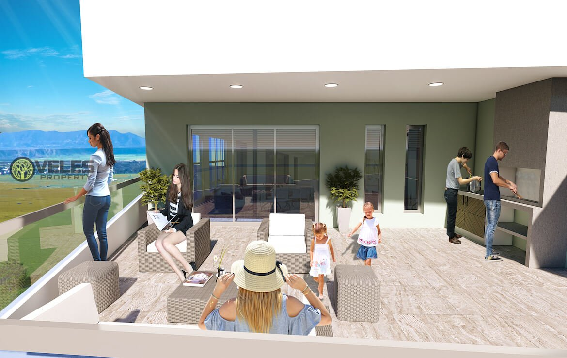 SA-375 THREE BEDROOM APARTMENT IN NEW PROJECT