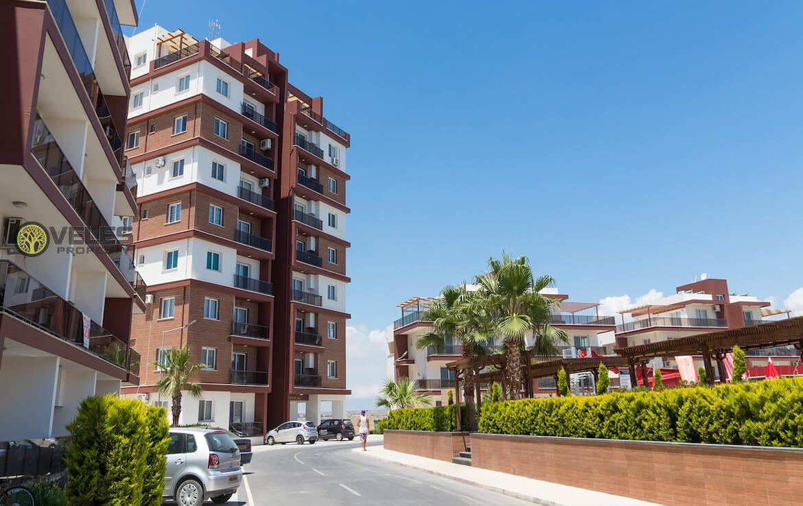 SA-2168 2 + 1 PENTHOUSE-APARTMENT IN THE COMPLEX
