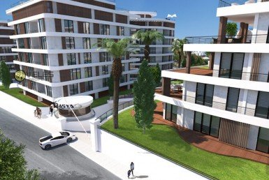 SA-270 NORTH CYPRUS LUXURY APARTMENTS