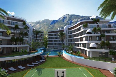 SA-273 LUXURY PENTHOUSE IN NEW PROJECT