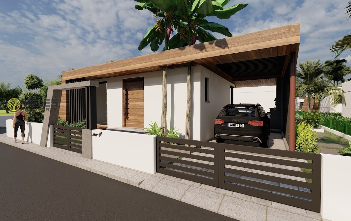 SB-303 THREE BEDROOM BUNGALOW IN NEW PROJECT