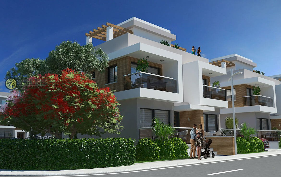 ST-307 GREAT CHANCE TO BUY VILLA 3 + 1