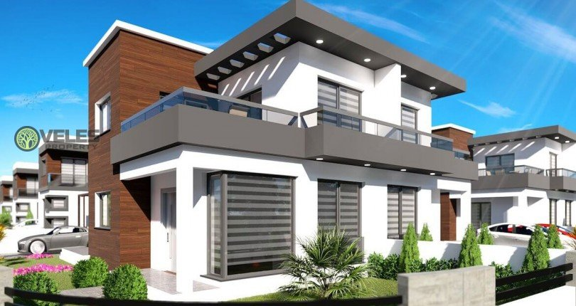 ST-309 TOWNHOUSE IN NEW PROJECT IN ISKELE