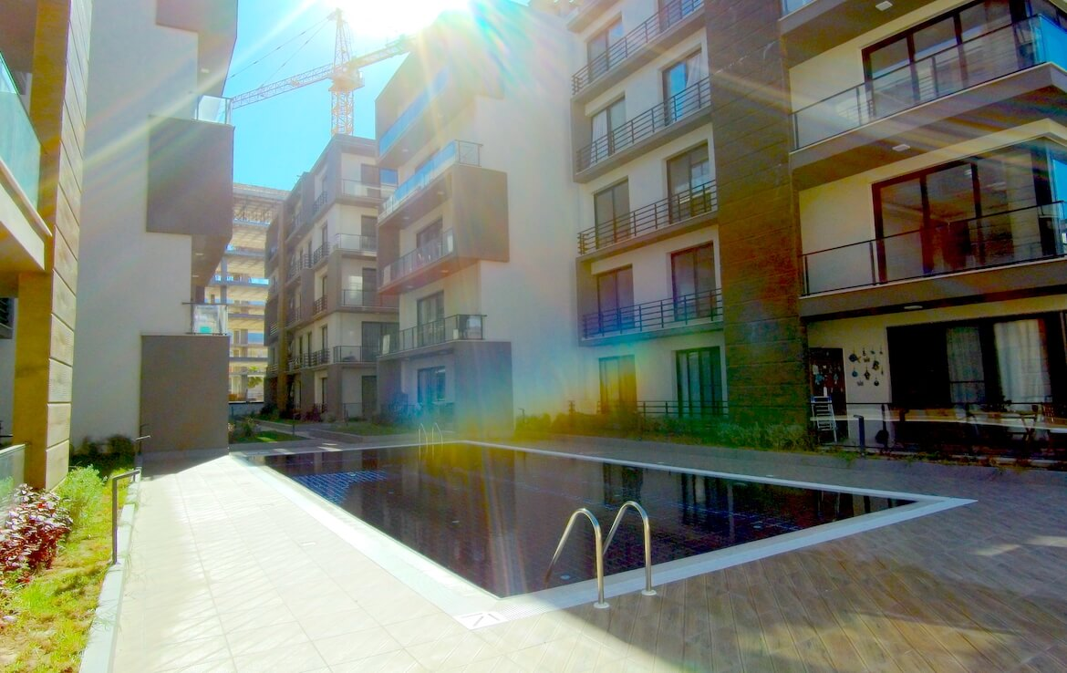 A-2165 TWO BEDROOM APARTMENT IN A READY HOUSE
