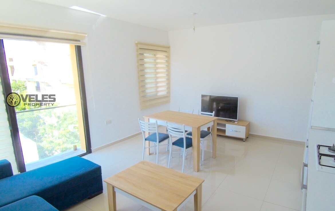 SA-275 APARTMENT 2 + 1 IN THE CENTER OF GIRNE