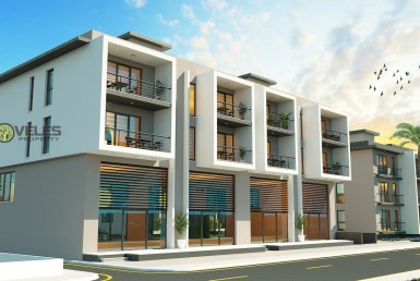 SA-176 NEW APARTMENT IN ALSANCAK