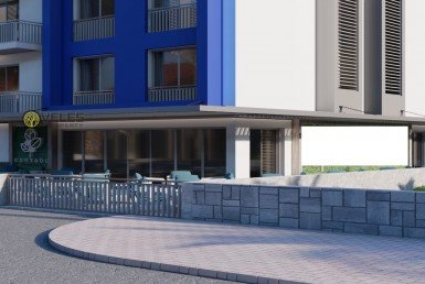 SA-2148 TWO BEDROOM APARTMENT 350 M FROM THE SEA,veles