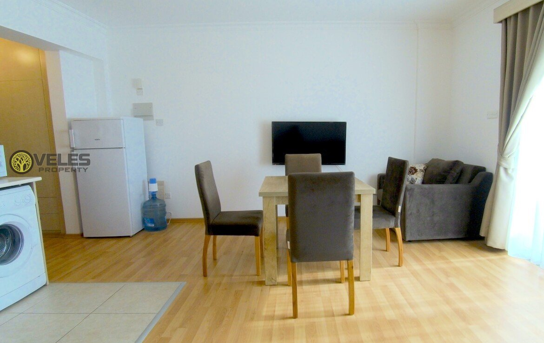 Studio apartment in a ready complex
