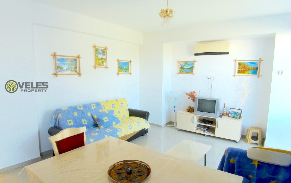 SA-2178 2 + 1 APARTMENT WITH TERRACE IN KARAOLANOLU