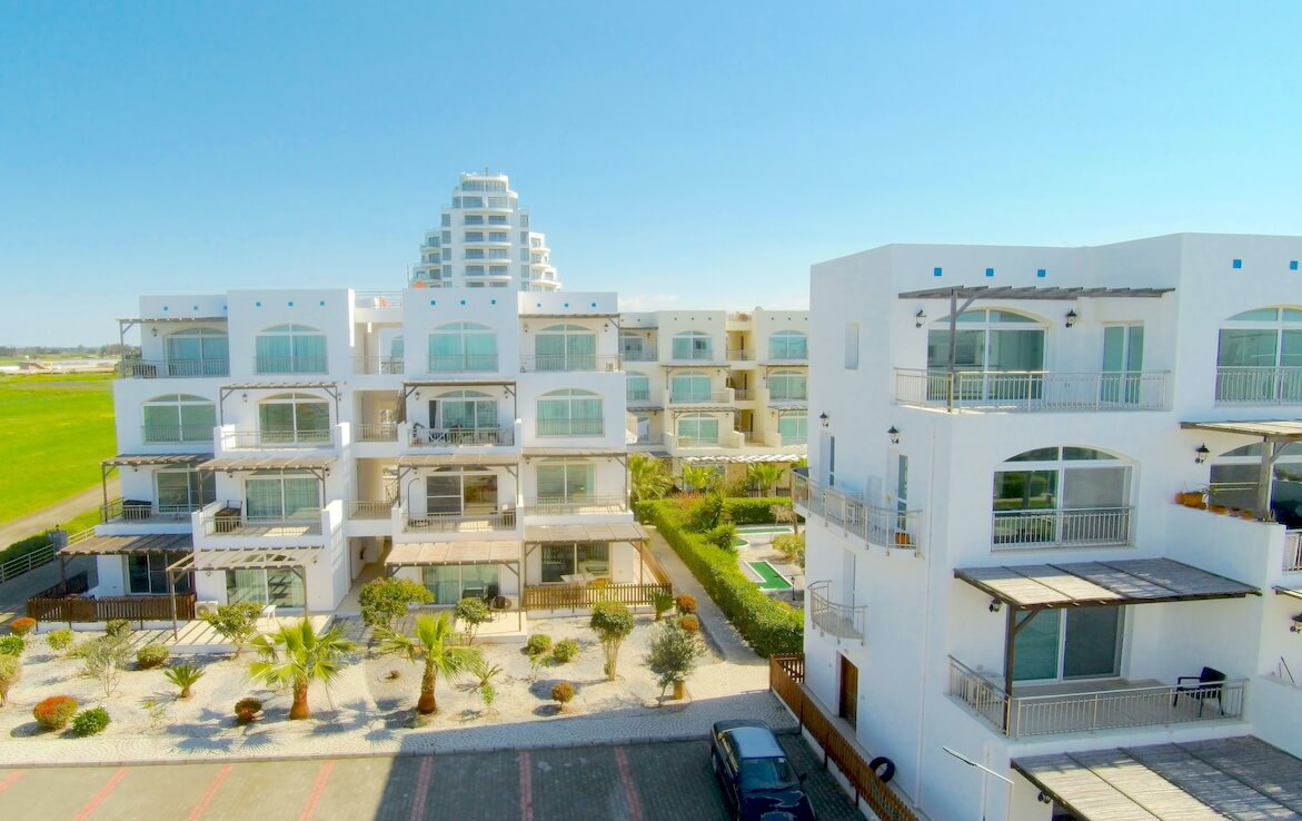 SA-2184 TWO BEDROOM APARTMENT IN APHRODITE