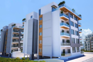 SA-1101 LUXURY PENTHOUSE IN THE CENTER OF GIRNE