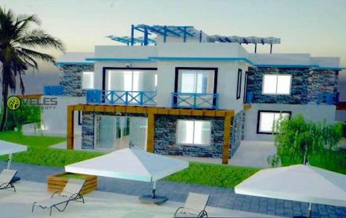 SA-2203 NEW APARTMENT IN NORTHERN CYPRUS
