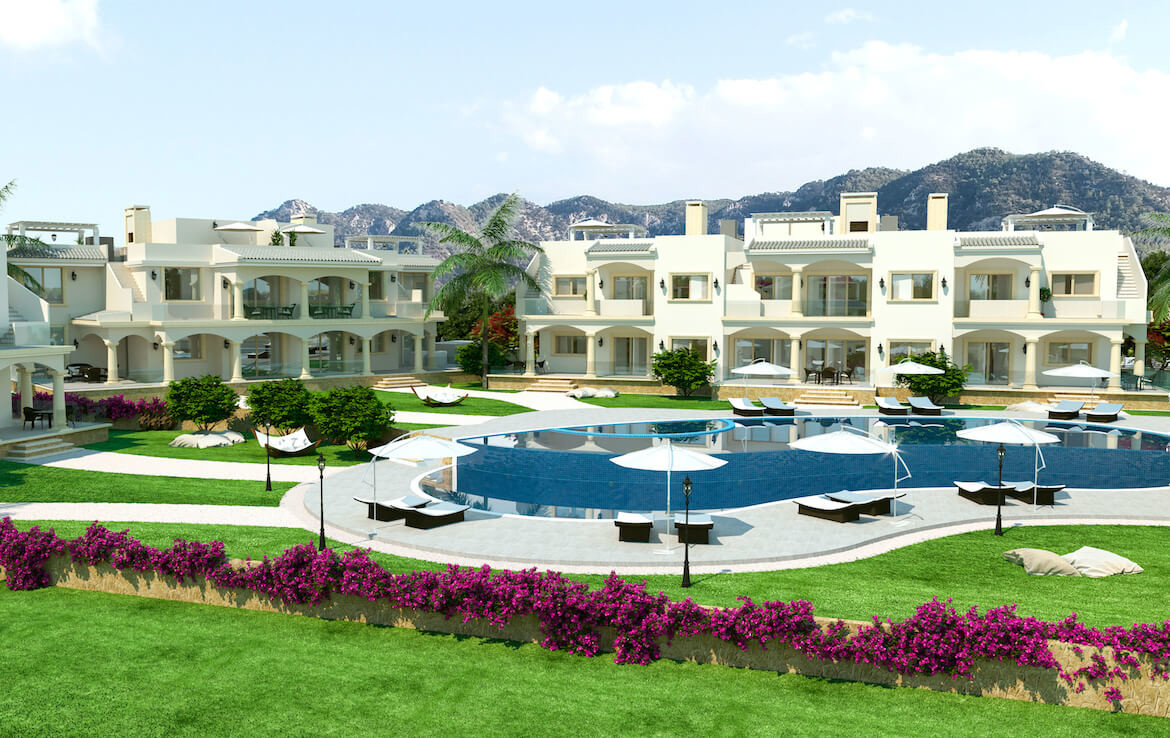 SA-306 THREE BED PENTHOUSE IN CYPRUS