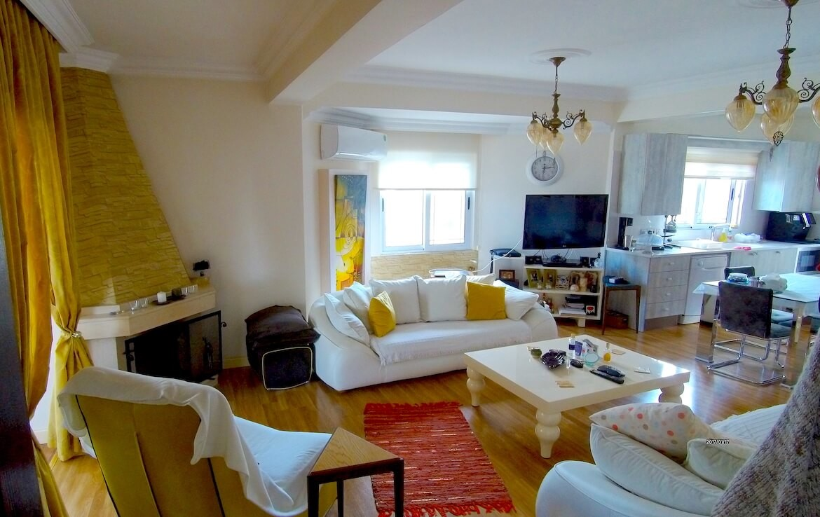 SA-370 THREE BEDROOM APARTMENT IN GIRNE