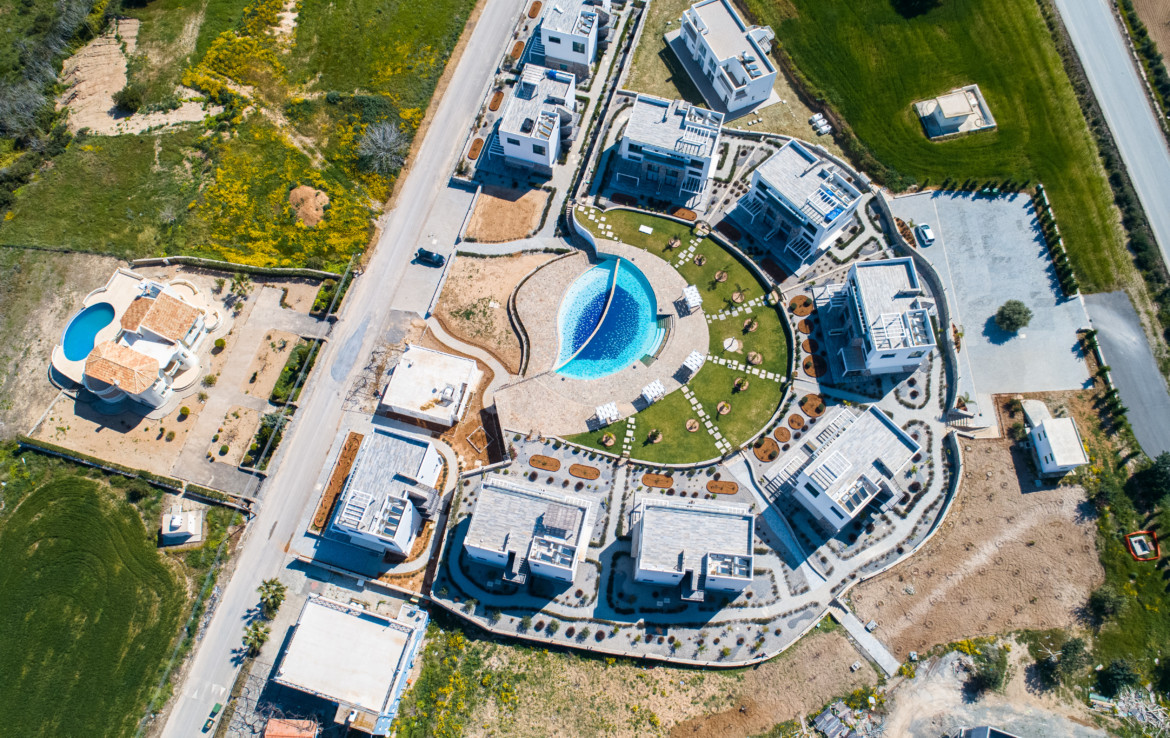 SA-347 PENTHOUSE IN NORTHERN CYPRUS